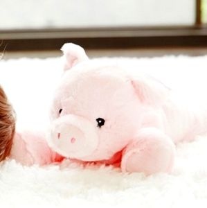Cloud B Twilight Buddies Pig Baby Child Soother